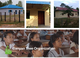 Banyan Learning Tree Schools in Cambodia